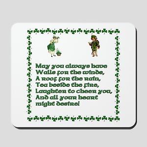 Irish Blessings, Saying, Toasts and Prayer Mousepa
