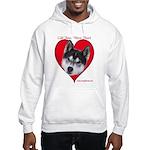 Valentine Hooded Sweatshirt