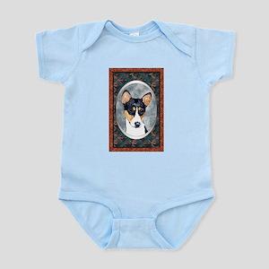 Basenji Designer Infant Creeper