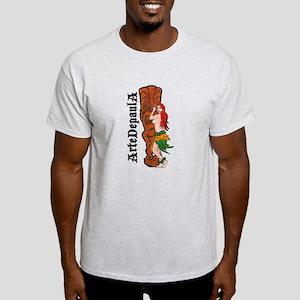 Okalani Hula Girl Light T-Shirt
