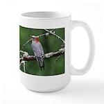 Red-bellied Woodpecker Large Mug