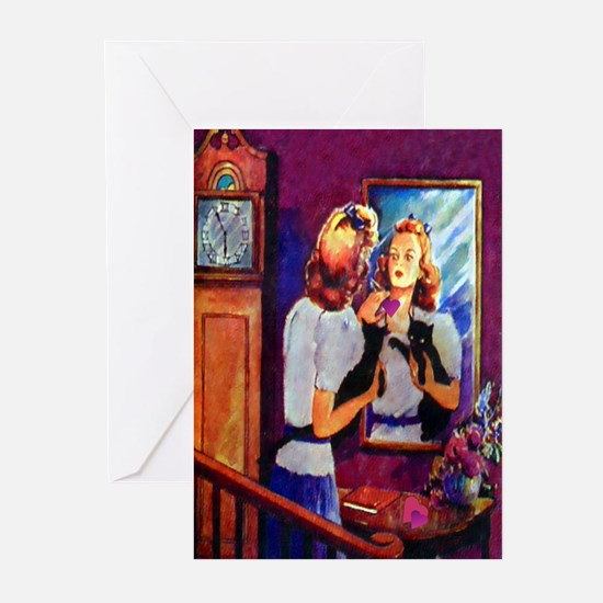 Mirror Mark Greeting Cards (Pk of 10)