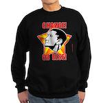"Obama Propaganda: ""CHANGE! OR ELSE!"" Sweatshirt (d"