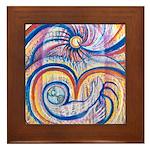 Earth Day Framed Tile