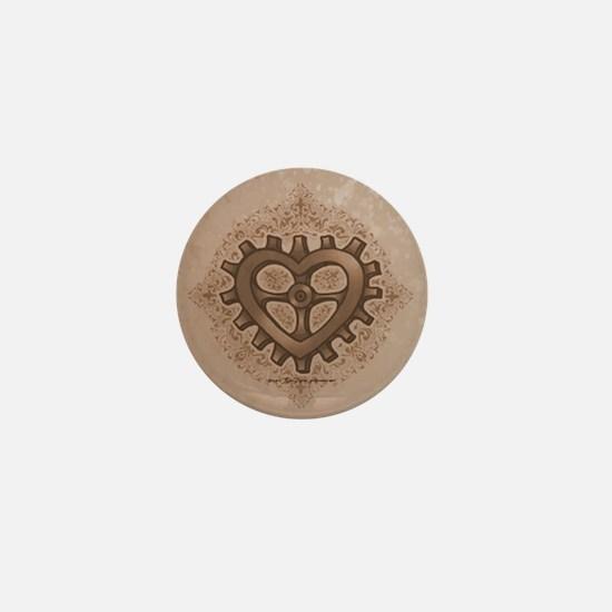 Heartgear Mini Button #2