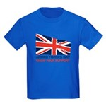 Armed Forces Day Kids Dark T-Shirt