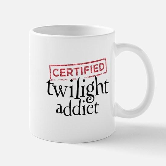 Certified Twilight Addict Mug
