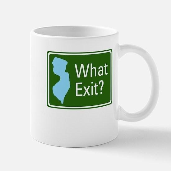 What Exit? Mug