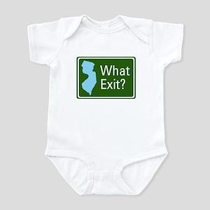 What Exit? Infant Bodysuit