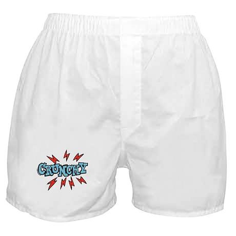 Crunchy Boxer Shorts