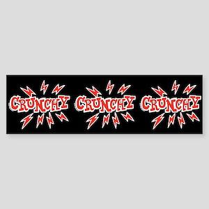 Crunchy Sticker (Bumper)
