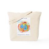 Social work Tote Bags