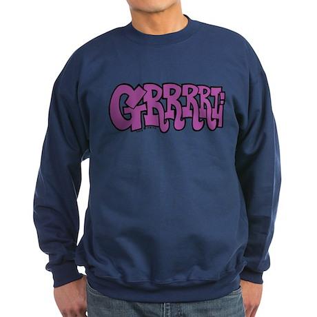 GRRRRL! Sweatshirt (dark)