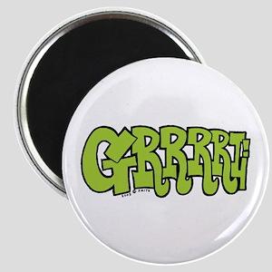 GRRRRL! Magnet