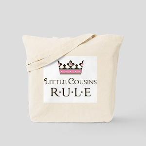 Little Cousins Rule Tote Bag