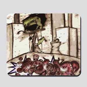 GECKOCITY Graffiti Art  Mousepad