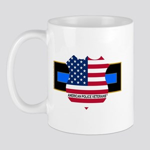 Policevets Logo 06 Mug