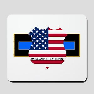 Policevets Logo 06 Mousepad