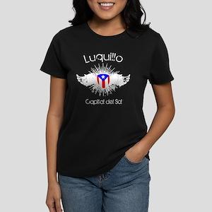 Luquillo Women's Dark T-Shirt