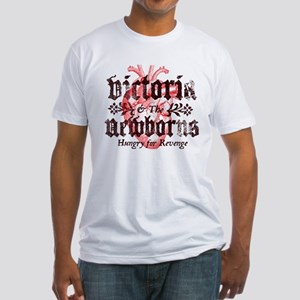 Victorian Newborns Vintage Fitted T-Shirt