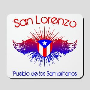 San Lorenzo Mousepad