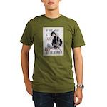 If You Want to Fight Organic Men's T-Shirt (dark)