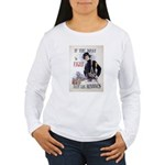 If You Want to Fight Women's Long Sleeve T-Shirt