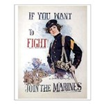 If You Want to Fight Small Poster