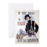 If You Want to Fight Greeting Cards (Pk of 10)