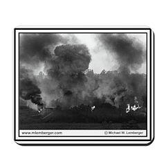 Fire & Explosion -Mousepad