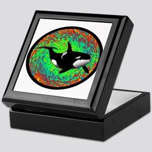 ORCA DREAM Keepsake Box