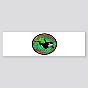 ORCA DREAM Bumper Sticker