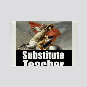 Substitute Teacher Magnets