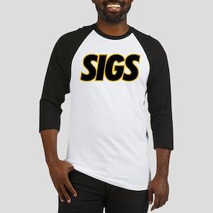 Sigma Nu Sigs Baseball Jersey