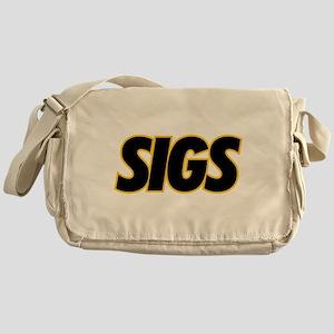 Sigma Nu Sigs Messenger Bag