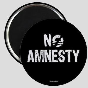 "No Amnesty 2.25"" Magnet (10 pack)"