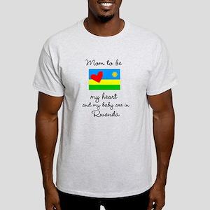 Mom to be Rwanda Light T-Shirt