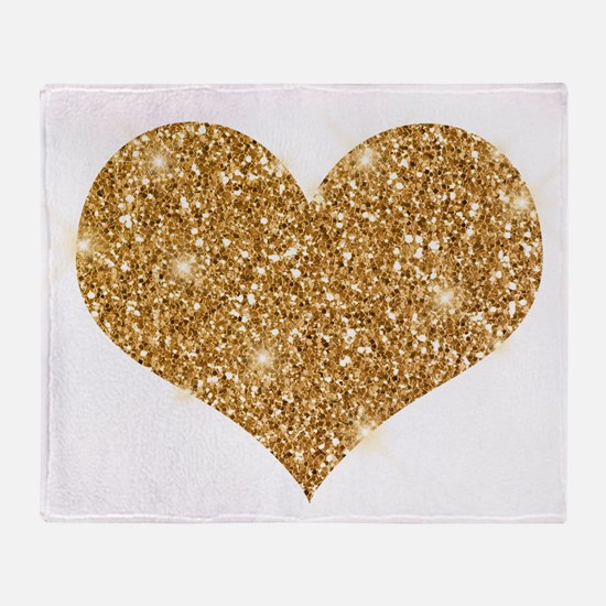 glitter-heart_0006_gold.png Throw Blanket