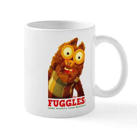2-Mr Fuggles T-shirt Mugs