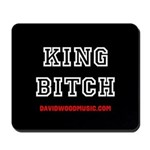 King Bitch Mousepad