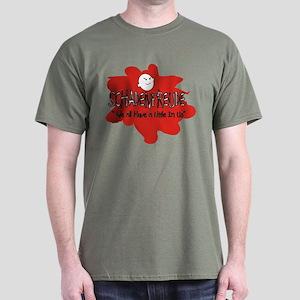 Schadenfreude 2 Dark T-Shirt