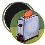 1-A-6 Single-Slice Toaster Magnet