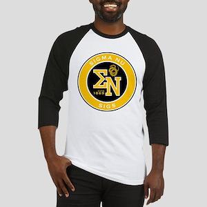Sigma Nu Badge Baseball Jersey