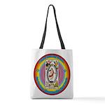 Tarot Lover's Polyester Tote Bag