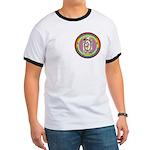 Tarot Lover's Ringer T-Shirt