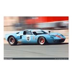 FORD GT Postcards (Package of 8)