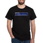 FutureLawyer Black T-Shirt