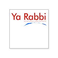 Ya Rabbi Sticker