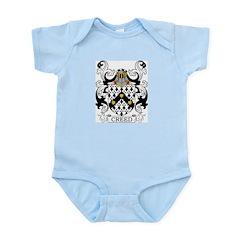 Creed Infant Bodysuit 116110857