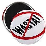 No Wasta Magnets
